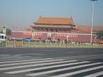Pékin, place Tien-Amnen