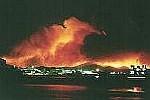 Incendie à Hyères