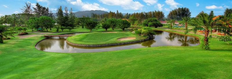 Un golf de Phuket